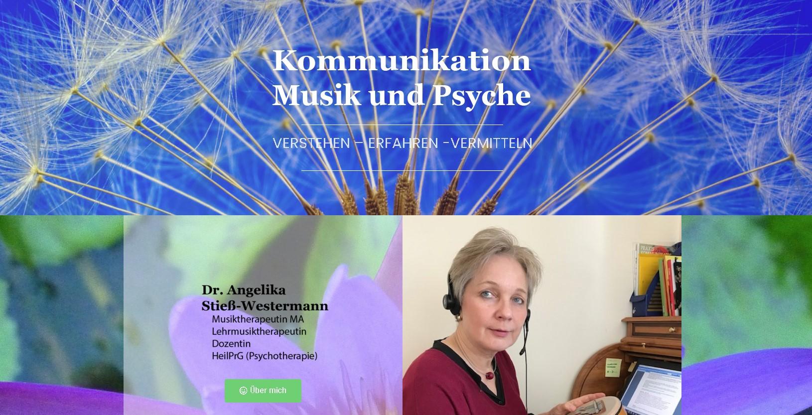 Online-Musiktherapie-Gruppe
